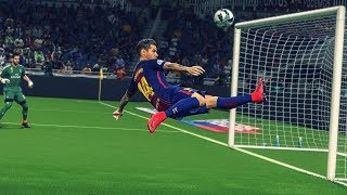 PES 2018 - Goals & Skills Compilation #28 HD 1080P 60FPS