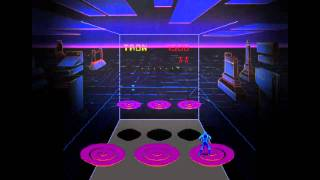 DISCS OF TRON 1983 Classic Arcade Game