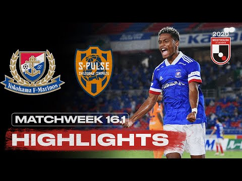 Yokohama M. Shimizu Goals And Highlights