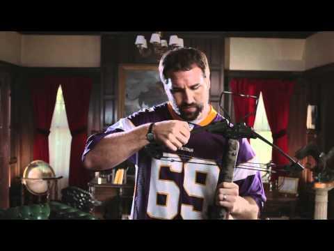 Jared Allen - Bison Hunting : Madden Smack Shack