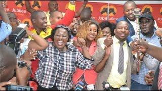 Sonko, Wanjiru and Waweru also join JP Nairobi Governor's race