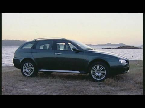 auto test auto test alfa romeo crosswagon q4 youtube. Black Bedroom Furniture Sets. Home Design Ideas