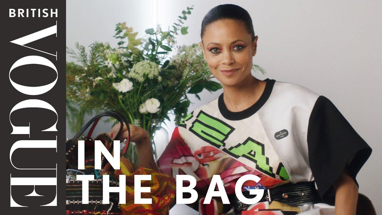 Thandiwe Newton: In The Bag   Episode 45   British Vogue