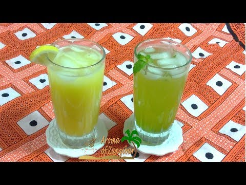 REFRESHING FRESH JUICES - ENGLISH
