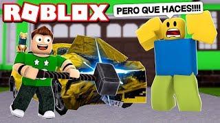 DESTRUIMOS TODO ROBLOX !! | Rovi23 Roblox