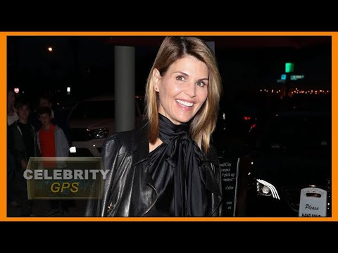 LORI LOUGHLIN RELEASED from PRISON - Hollywood TV