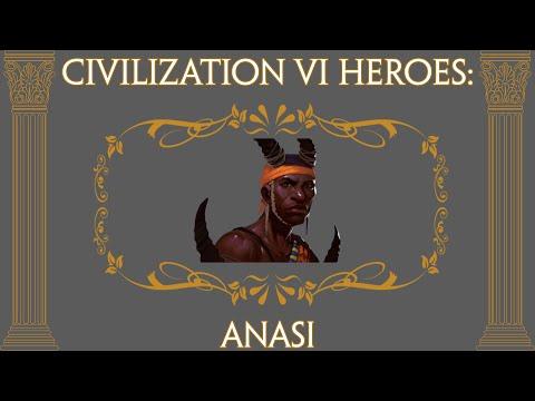 Anansi - Civilization VI Hero Spotlight |