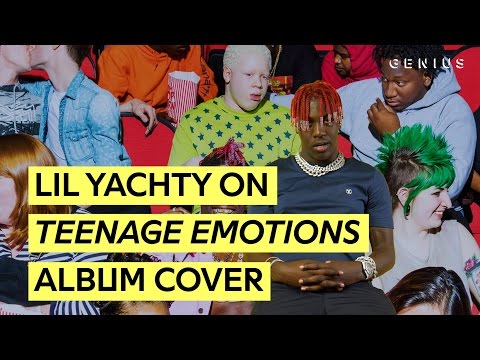 Lil Yachty Identifies The People On His 'Teenage Emotions' Album Cover