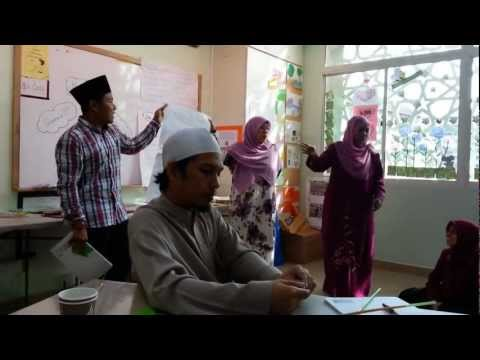 Tweens aLive Training @ Al Iman Mosque Pt 2 ( 30/11/2012 )