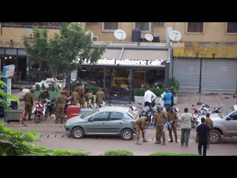Burkina Faso's capital rocked by deadly attack on restaurant