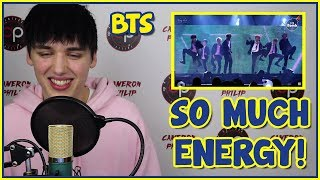Video [BANGTAN BOMB] BTS - 'MIC Drop' Special Stage @ MAMA REACTION [K I N G S] download MP3, 3GP, MP4, WEBM, AVI, FLV Agustus 2018