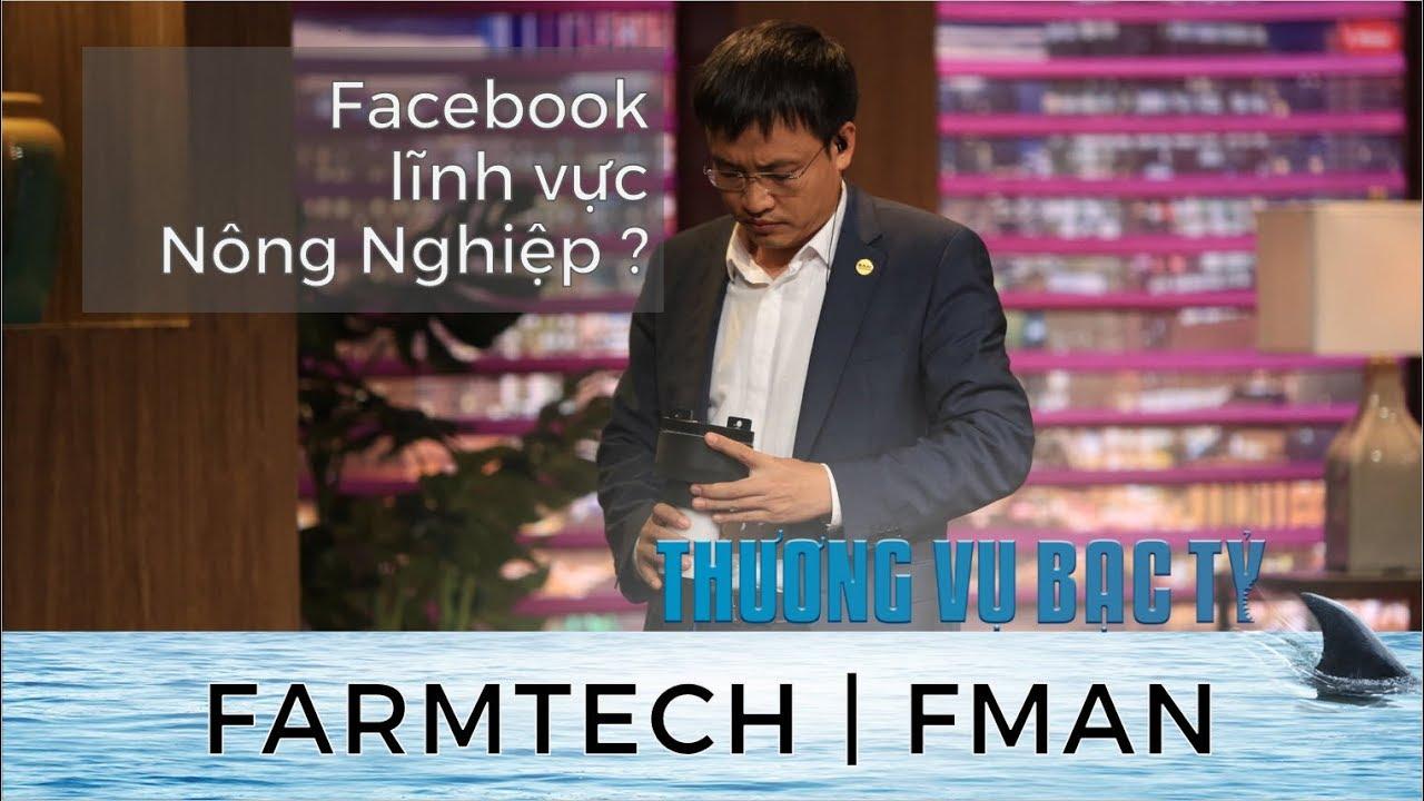 Farm Tech - Dự Án Với Tham Vọng Xây Dựng Nông Nghiệp Công Nghệ Cao | Shark Tank Việt Nam