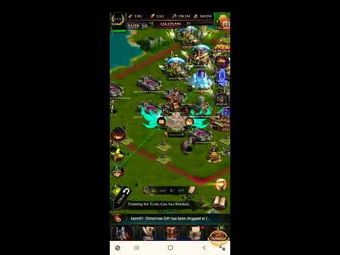 Clash Of Kings! Kingdom War In New Fair Kingdom.
