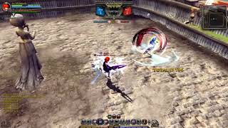 【じん】Dragon Nest PvP - lv95 Moonlord (Emorch) vs Barbarian