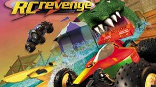 RC Revenge - Nitrox XLi PS1 Gameplay HD