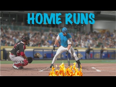 99 BAGWELL Hits BOMBS!! - MLB The Show 17 DIAMOND DYNASTY