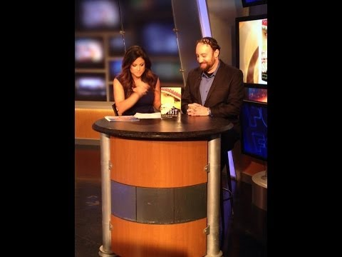 Author Joshua Safran talks to Fox 2's Taryn Asher