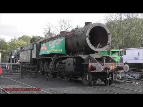 North Yorkshire Moors Railway Green Timetable Tuesday 17th October 2017