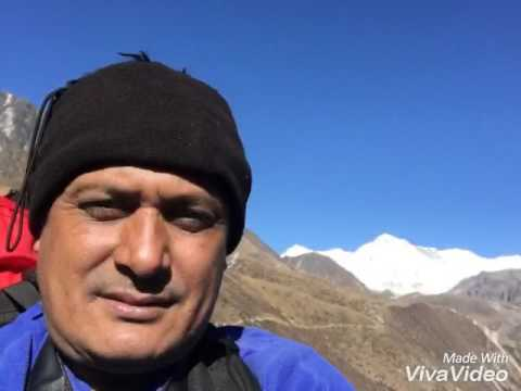 Everest trekking video