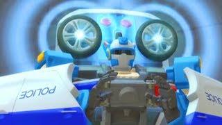 Тоботы новые серии - 29 Серия 2 сезон - мультики про роботов трансформеров [HD]
