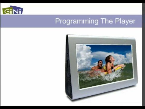 How to Program GiiNii 7 inch Wedge Guide - YouTube