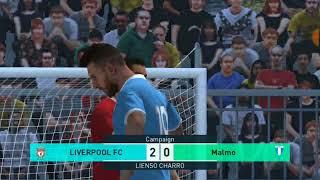 Malmo FC vs Liverpool FC
