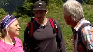 Werner Schmidbauer trifft Miriam und Felix Neureuther - Gipfeltreffen