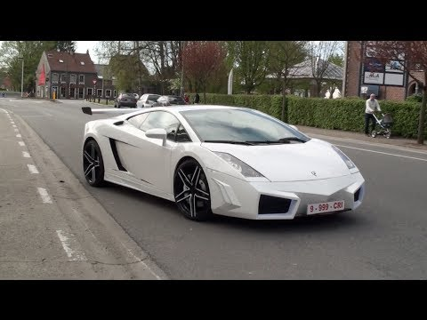 The Ugliest Lamborghini Gallardo Ever Youtube