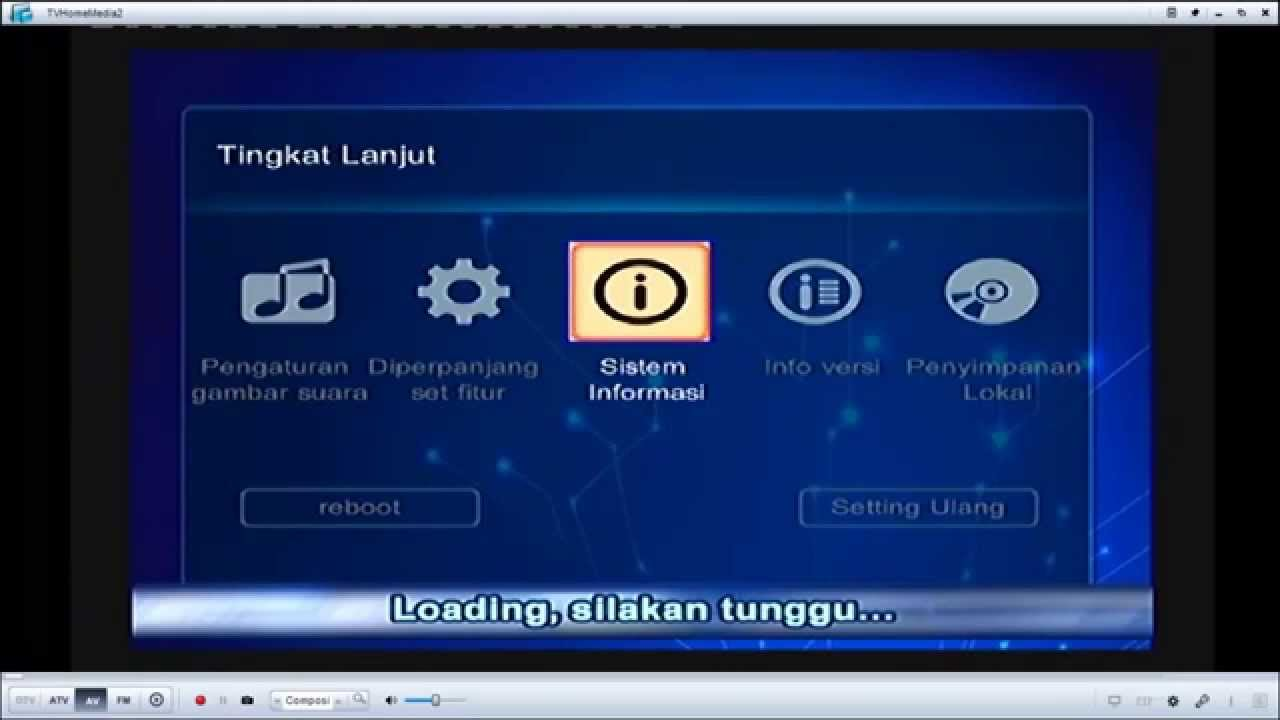Video Tutorial Setting Stb Useetv Cable Indihome Youtube