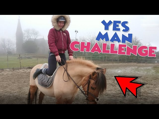 DIRE OUI À TOUT PENDANT UNE SÉANCE (Yes Man Challenge) n°2