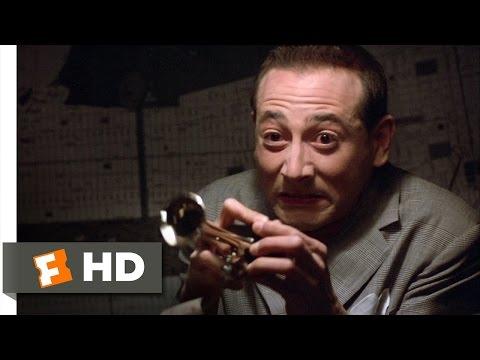 Pee-wee's Big Adventure (6/10) Movie CLIP - The Big Meeting (1985) HD