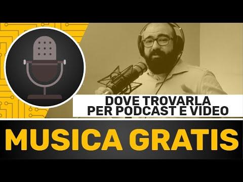 Come Trovare Musica Gratis Per Podcast E Video Youtube