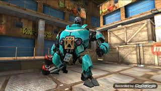 Clash of Robot game offline pertarungan 1vs1