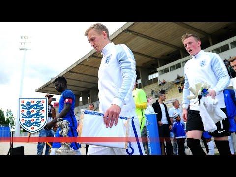 Matchday recap & tunnel cam - France U20 v England U21 | Inside Access