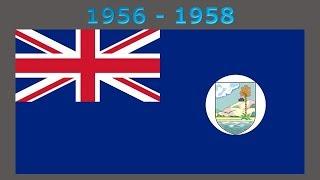 History of the Antigua and Barbuda flag