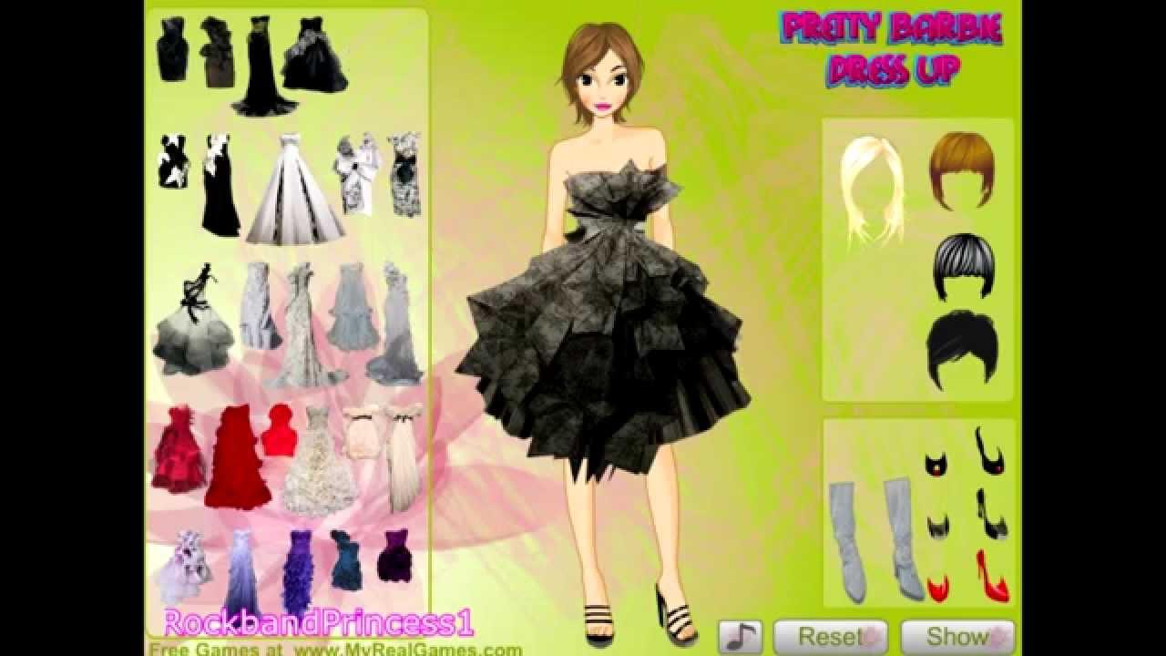Elsa Vs Barbie Fashion Contest - Play The Free Game Online