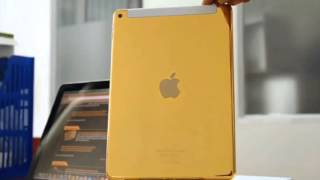 iPad Air Gold Plated From Paris Rose in Dubai
