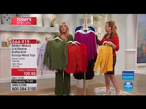 HSN   Fashion & Accessories End of Season Clearance featuring Slinky Brand 09.05.2017 - 06 AM