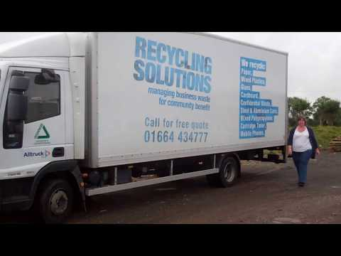 Alltruck Customer Stories: Recycling Solutions