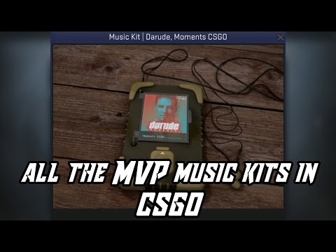 All The MVP Music Kits in CSGO [2017]