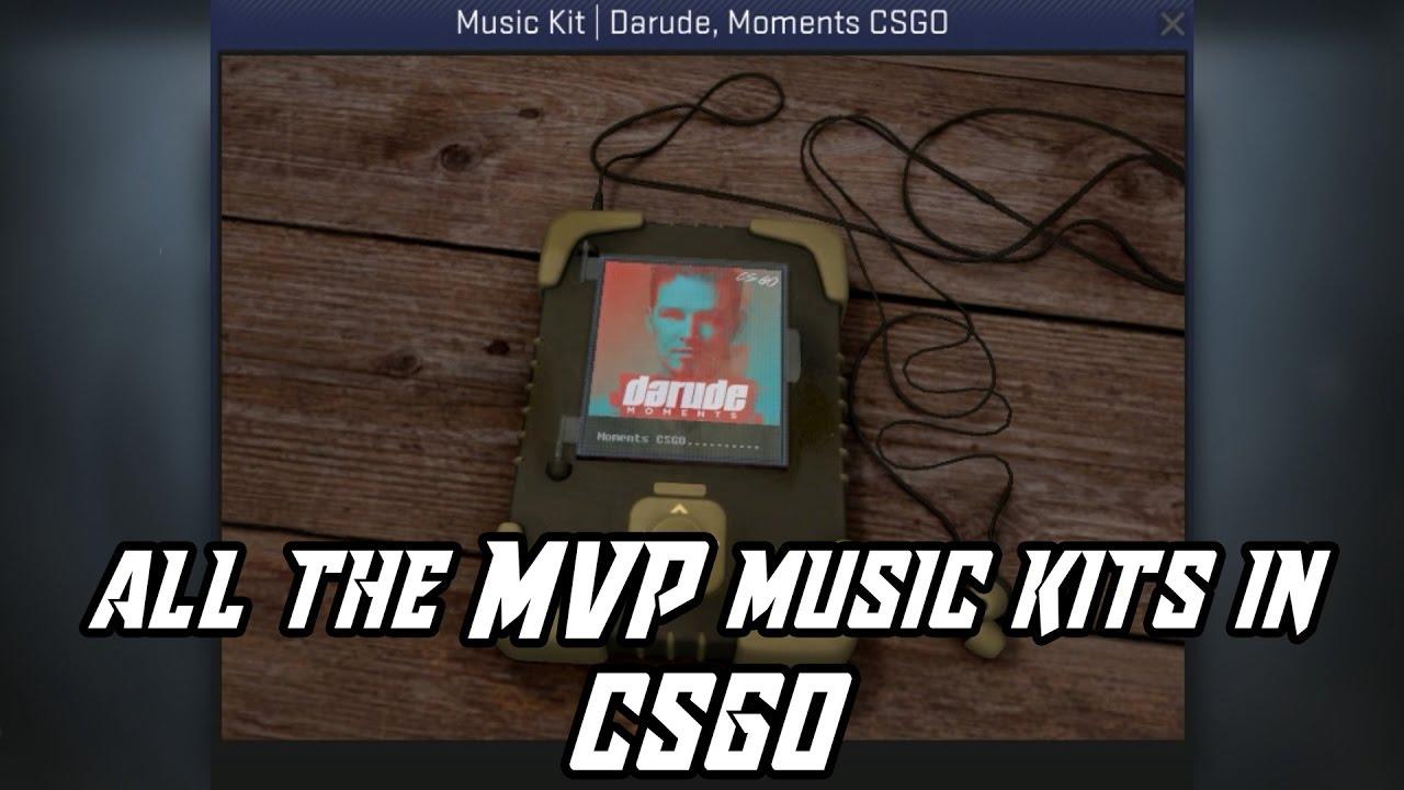 All The MVP Music Kits in CSGO [2017] - YouTube