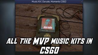 All The MVP Music Kits in CSGO [2017]