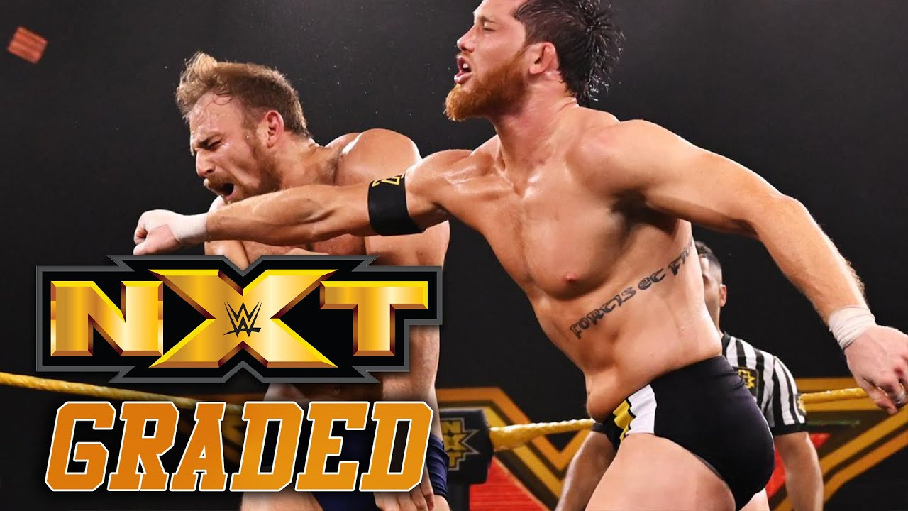 WWE NXT Takeoff To TakeOver: GRADED (23 Sep) | Gauntlet Eliminator Match For NXT Title Opportunity!