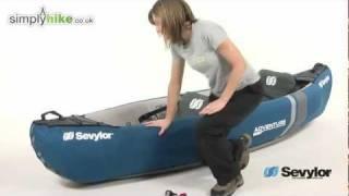 Sevylor Adventure Kayak - www.simplyhike.co.uk