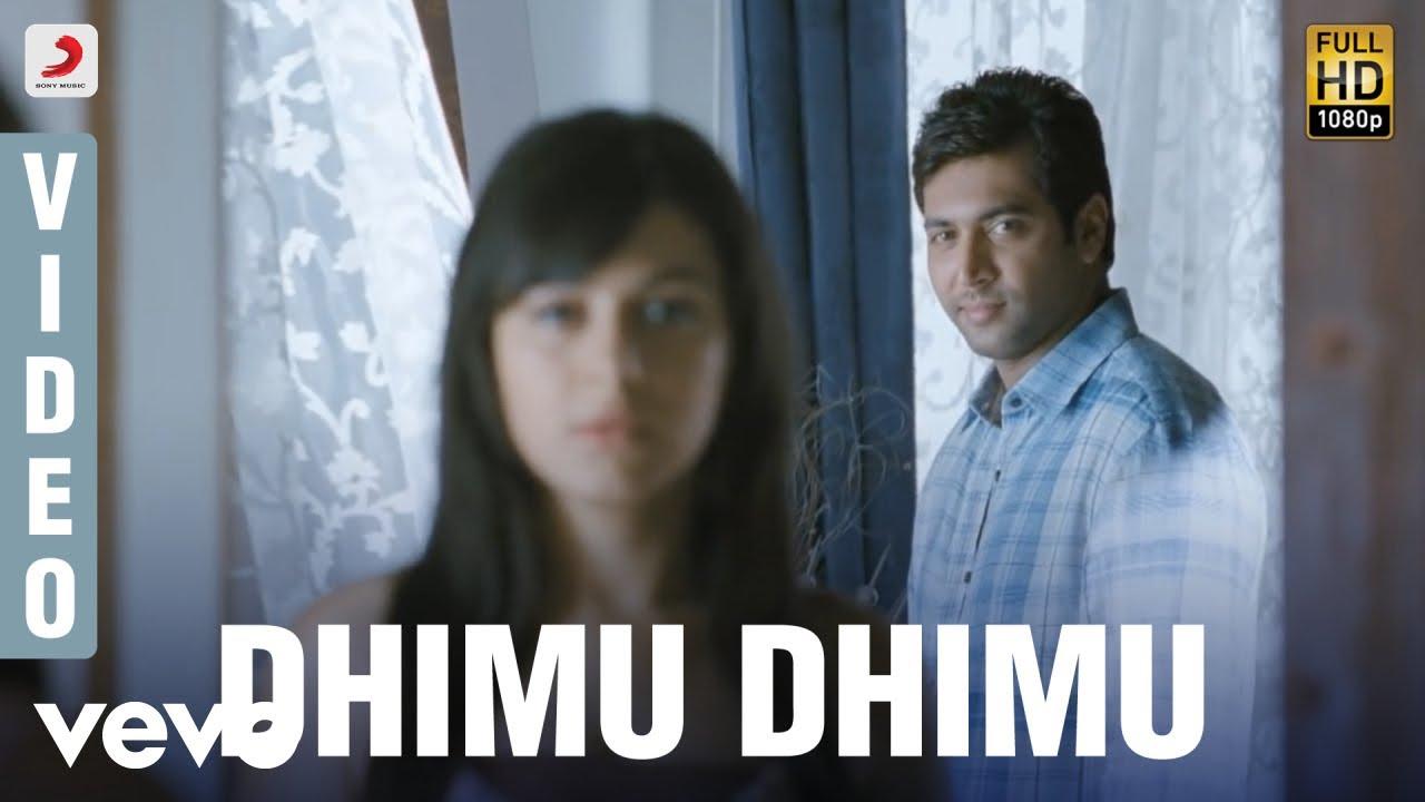 Engeyum Kaadhal - Dhimu Dhimu Video   Jayam Ravi, Hansika   Harris