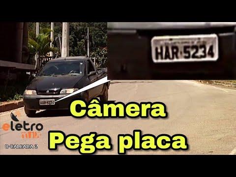 Câmera Para Placa De Carro - Intelbras Vhd 3140 Varifocal
