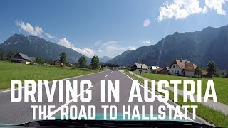 Gambar cover Driving in Austria: The Road to Hallstatt | GoPro Hero 5 Black