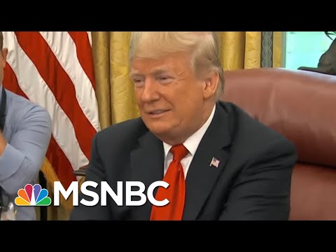 Politics Leads To Breakups - Like The Kanye West-President Donald Trump Bromance | All In | MSNBC