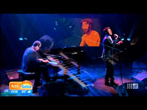 David Campbell - Better Than I (live on Today, May 2014)