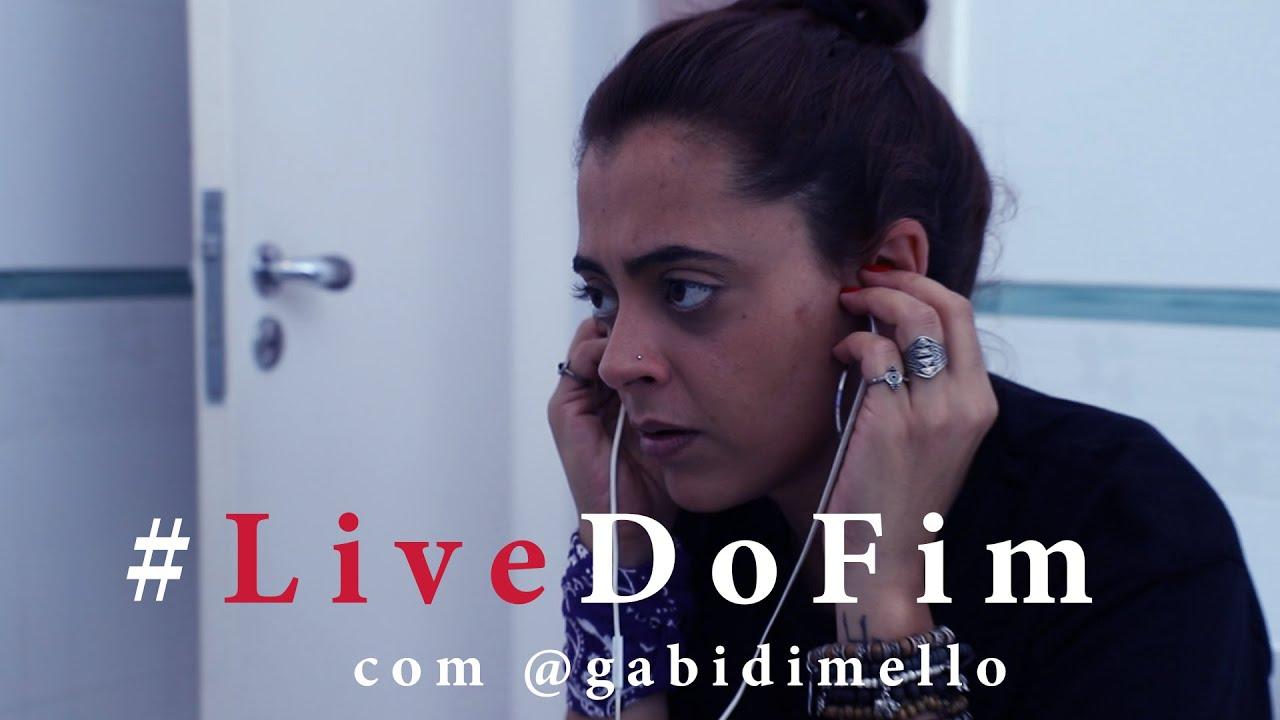 #LiveDoFim com Gabi DiMello